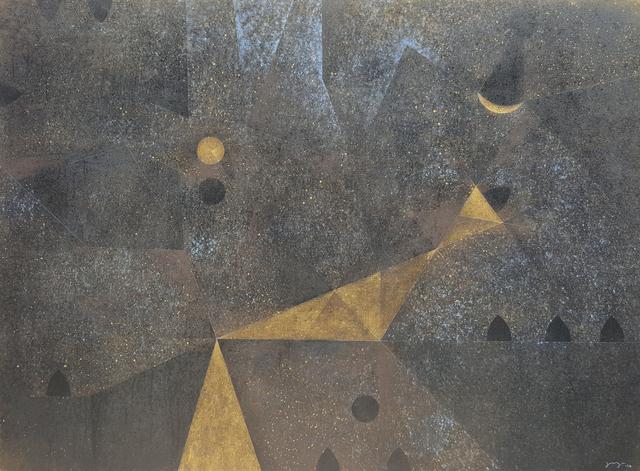 , 'Paisaje nocturno,' 2016, Aldama Fine Art