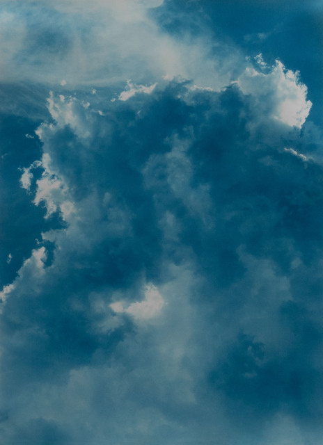 , 'Untitled (4.5 billions years a lifetime, clouds #5),,' 2019, Casemore Kirkeby