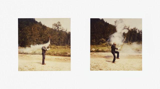, 'Nicht loslassen,' 1983, Galerie Martin Janda