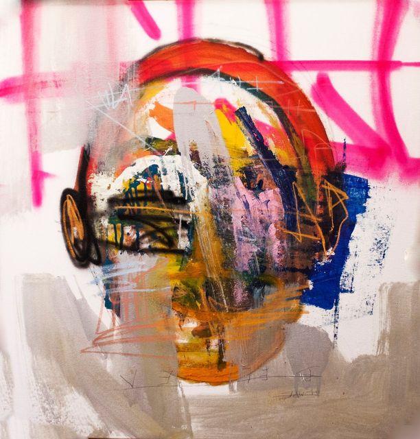 , 'Hello,' 2017, Krause Gallery