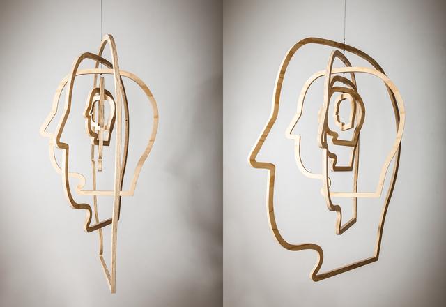 , 'Inner Thoughts,' 2015-2017, Garis & Hahn