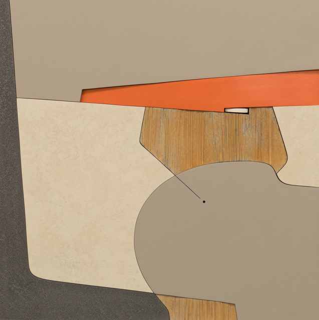 , 'Round Site 1,' 2016, Calvin Charles Gallery