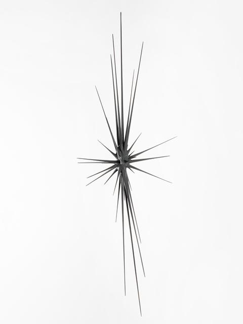 , 'Untitled #13 (Black Suspended Sculpture),' 2018, Patrick Parrish Gallery