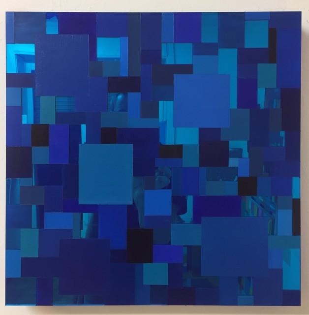 , 'Deep Ocean Blue,' 2017, Bluerider ART