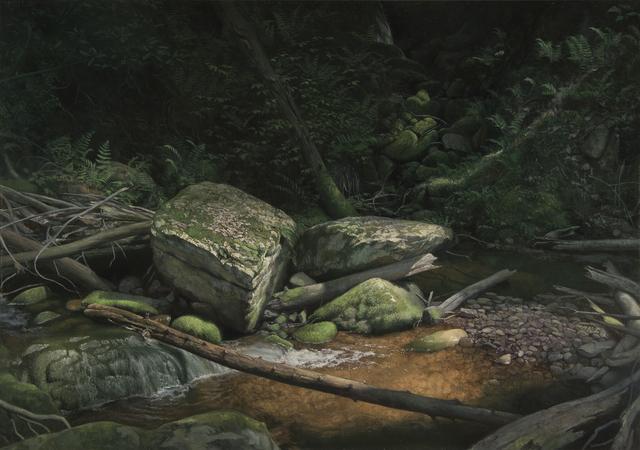 , 'Pause,' , Sirona Fine Art