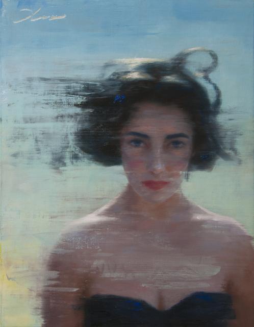 , 'Elizabeth in Tadema Sky,' 2018, Gallery 1261