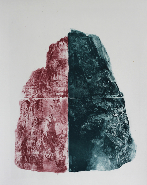 , 'That is Not A Mountain II 那不是山2,' 2015, Harmony Art Gallery
