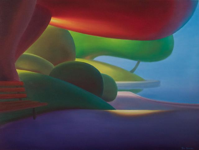 , 'Northside Beach,' 2018, Ian Tan Gallery