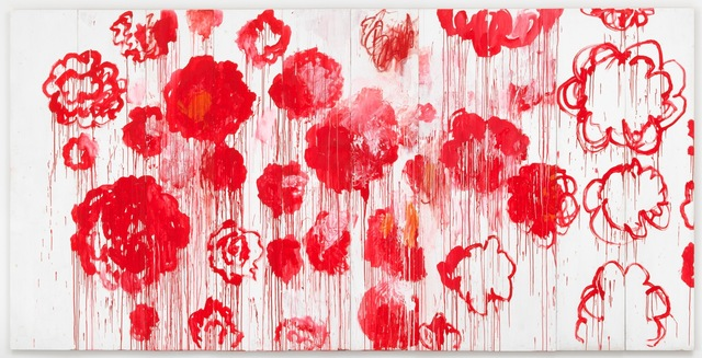 , 'Blooming,' 2001-2008, Gagosian