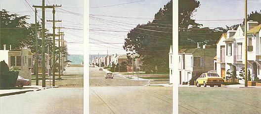 , 'Sunset Intersection,' 1983, Crown Point Press