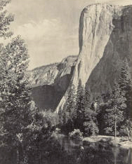 , 'El Capitan,' 1927, Weston Gallery