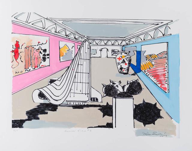 , 'Summer Show 3,' 2017, Candida Stevens Gallery