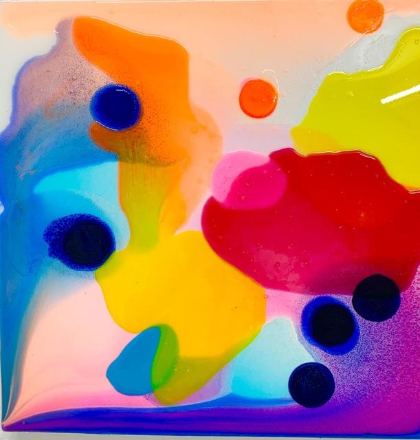 ", '""Abstract explosive II"",' 2019, Z Contemporary"