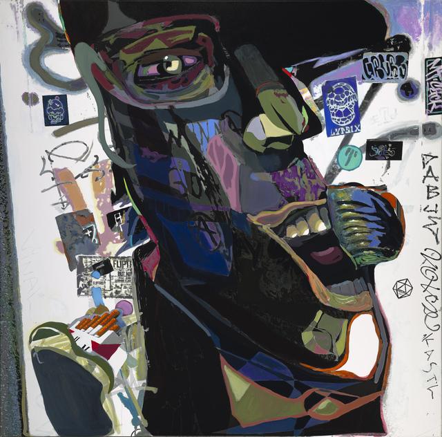 , 'Hip Hop,' 2016, Walter Wickiser Gallery