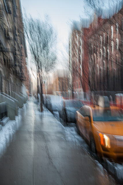 , 'New York Dream 06,' 2017-2018, Artistics
