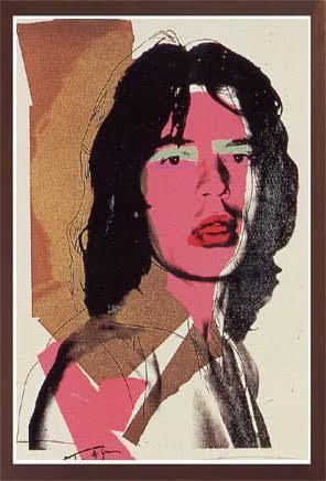 Andy Warhol, 'JAGGER FS II.143', 1975, Robin Rile Fine Art