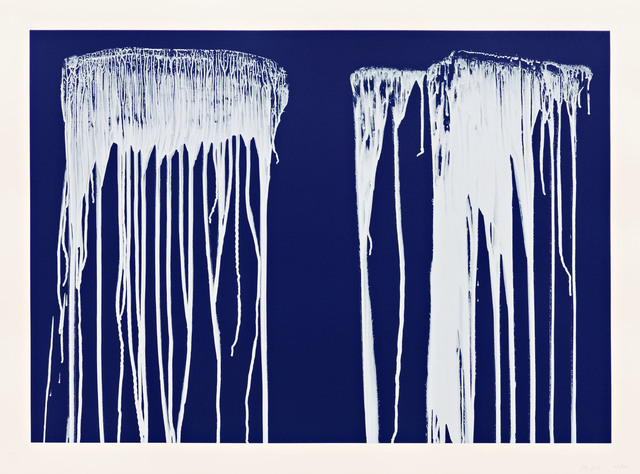 Pat Steir, 'Untitled', 2011, Pace Prints