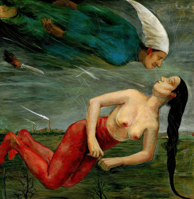 Niniko Morbedadze, 'Kiss', 2007, Baia Gallery