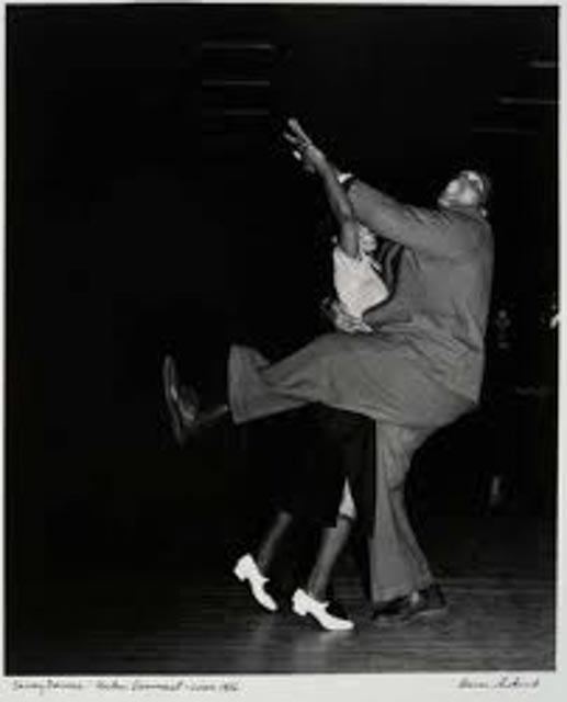 , 'Savoy Dancers, Harlem Document,' ca. 1936, Alan Klotz Gallery