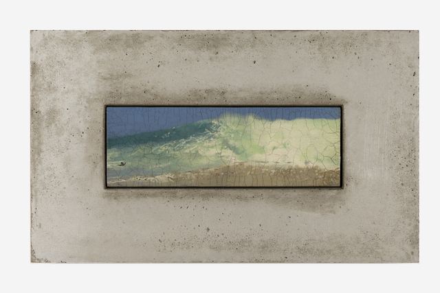 , 'Capture: Wave 02,' 2013, Duran Mashaal
