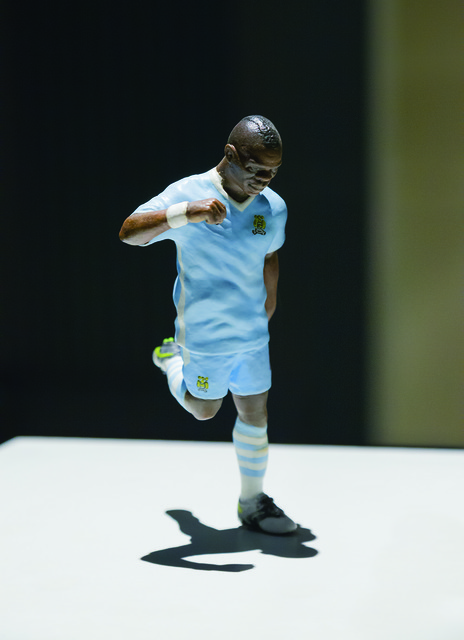 , 'Hommage to Balotelli's Missed Trick,' 2013, PILOT