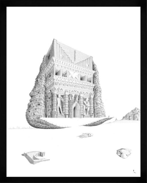 Marc Brousse, 'Reqmu Footprint', 2018, ARTBOX.GALLERY