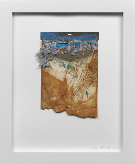, '(Untitled) VI,' 2017, Linda Warren Projects