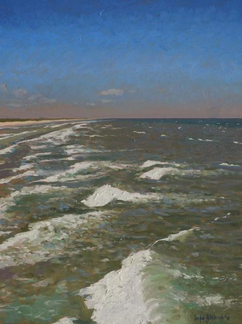 Luke Allsbrook, 'Topsail Afternoon Whitecaps', 2018, Shain Gallery