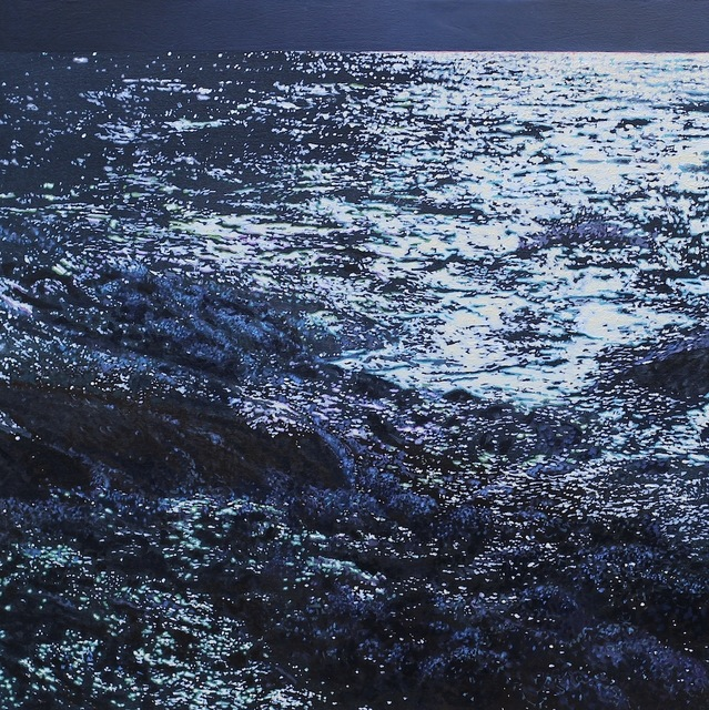 , 'Evening North Atlantic,' 2016, Loch Gallery