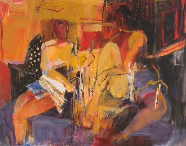 , 'Letting Go,' 2016, Carter Burden Gallery