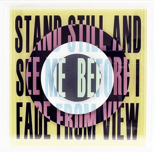 , 'Stand Still (In Reverse),' 2015, Cheryl Hazan Gallery