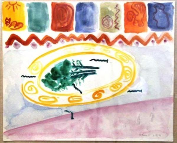 , 'Impressions of Mexico-Broccoli Sin Worms Porfavor,' 1996, David Barnett Gallery