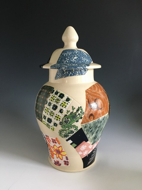 , 'Preservation Jar 2,' 2020, Cerbera Gallery