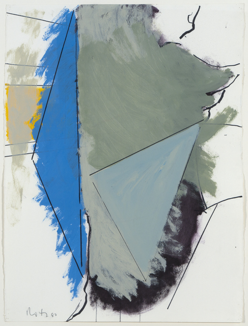 Jack Roth, 'Untitled', 1982, Heather James Fine Art