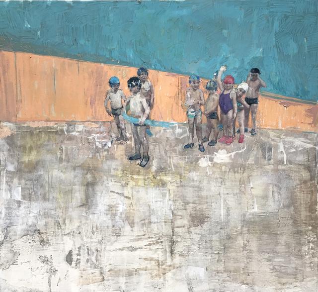 , 'Les copains,' 2019, Anquins Galeria