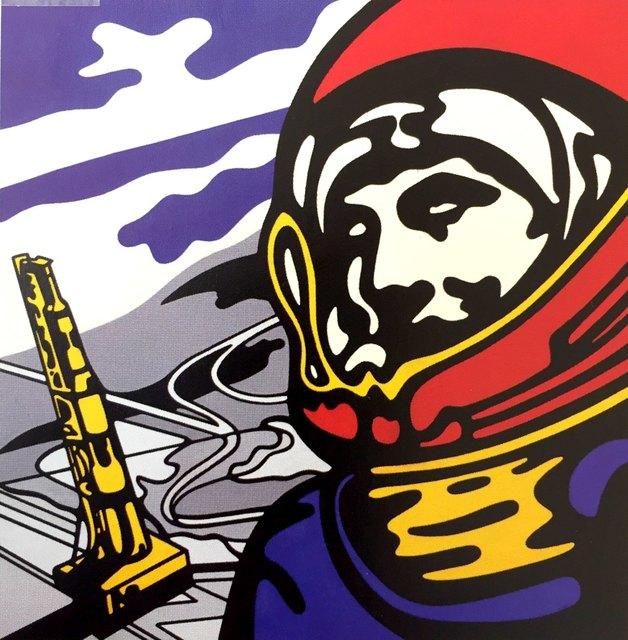 , 'Astronauta ,' 1969, Gary Nader