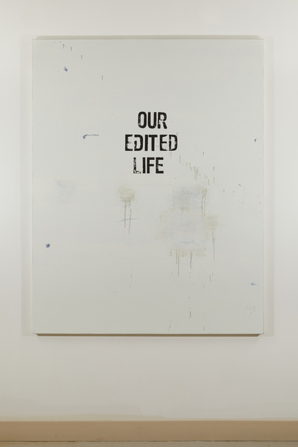 , 'Our Edited Life 1,' 2018, Federica Schiavo Gallery