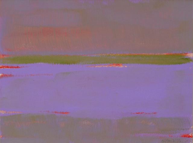 , 'Untitled,' 1973, Bethesda Fine Art