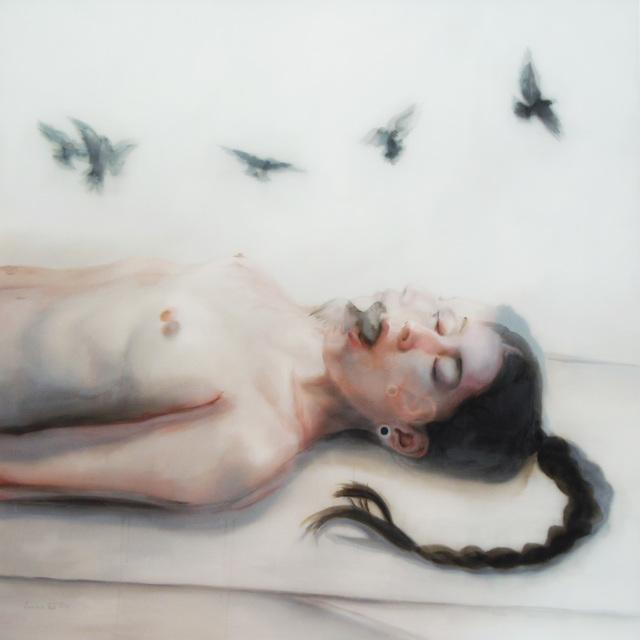 , 'Requiem I,' 2016, Nuun Espacio de Arte