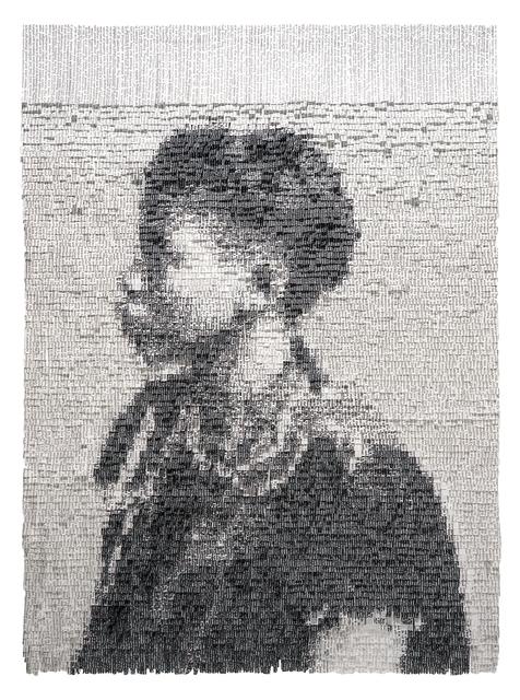 , 'The African Choir II,' 2015, Magnin-A