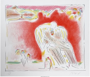 Peter Max, 'The Garden,' 1983, Heritage Auctions: Valentine's Day Prints & Multiples
