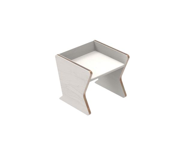 , 'Heritage Sit ,' 2017, kinder MODERN