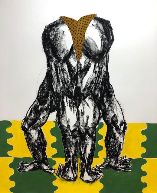 , 'Pose No. 1,' 2019, Mariane Ibrahim Gallery