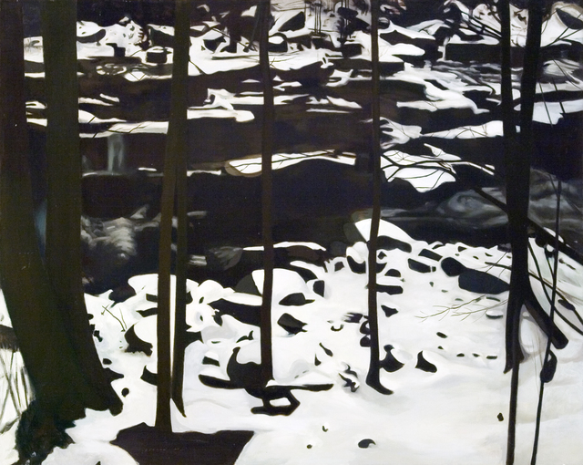 , 'Through the Trees,' 1977, Walter Wickiser Gallery