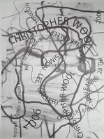 Christopher Wool, Simon Lee Gallery