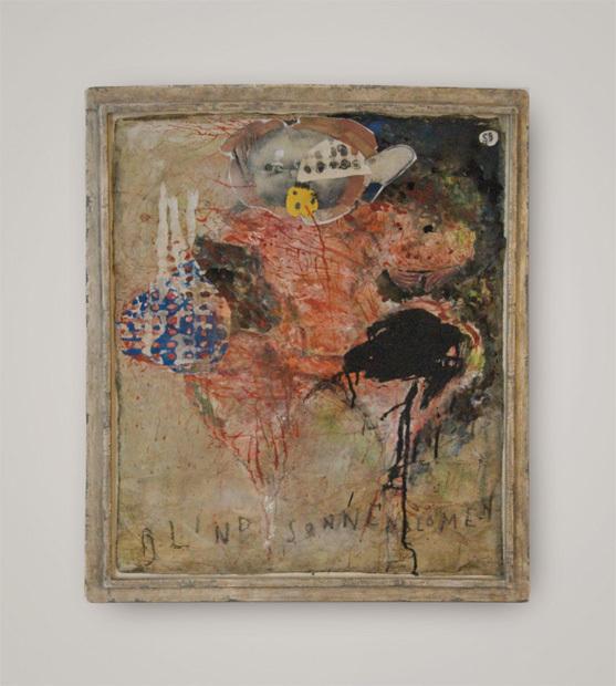 , 'Blind Sonnenblomen,' 2011, Sardac