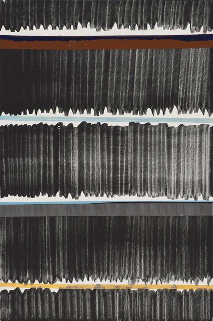 Juan Uslé, 'In Kayak (Saimaa I)', 2015, Galerie du Monde