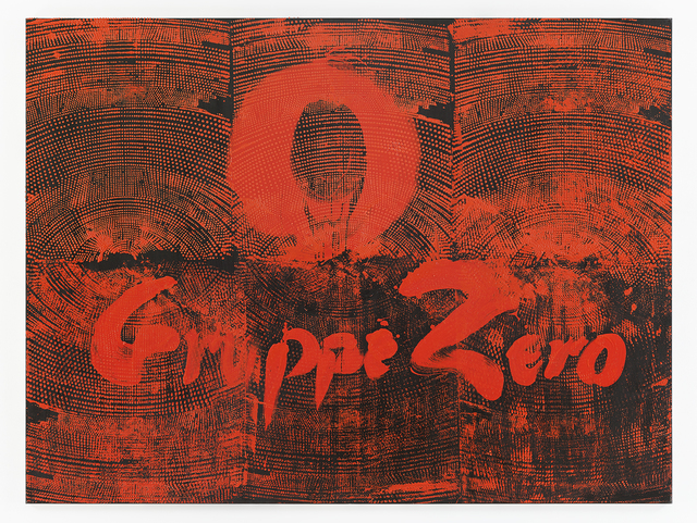 , 'Gruppe Zero,' 1957, Sperone Westwater