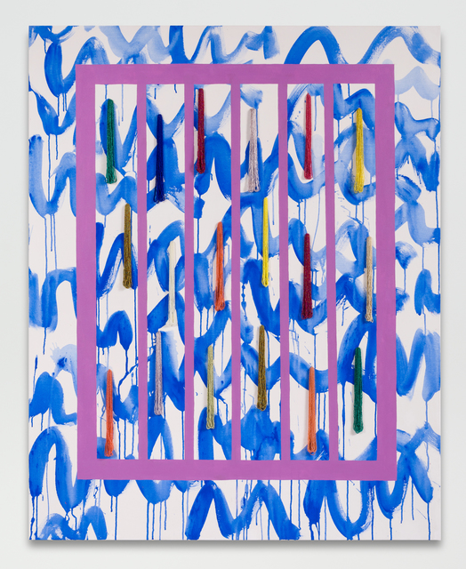 , 'waves,' 2016, Galerie Lelong & Co.