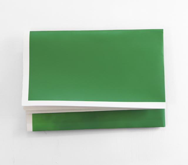 , ' Bent image III. ,' 2015, Galeria Sicart
